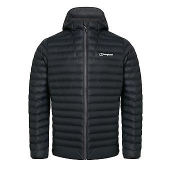Berghaus Vaskye Insulated Mens Padded Outdoor Jacket Black