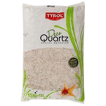 Agrobiothers Quartz Blanc 15Kg (Poissons , Décoration , Graviers et sable)