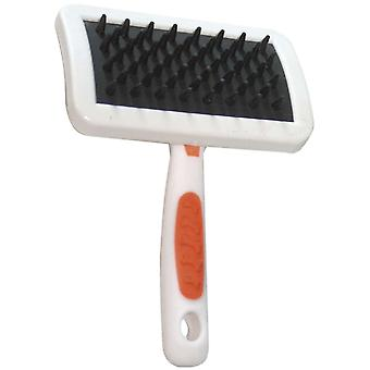 New-Style Carda Masaje Dog Style (Dogs , Grooming & Wellbeing , Brushes & Combs)