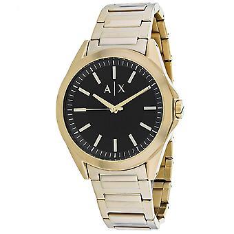 Armani Exchange Men's Classic Black Watch - AX2619