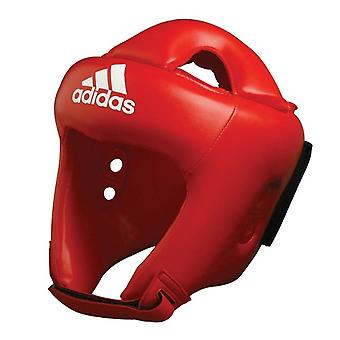 adidas Boxing Rookie Headuard MMA Sparing Head Protection Red