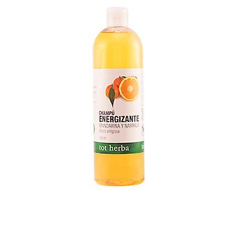 Tot Herba Champú Energizing Mandarina Y Naranja 500 Ml For Women