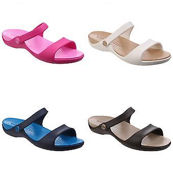 Crocs dame/damer Cleo V sandaler