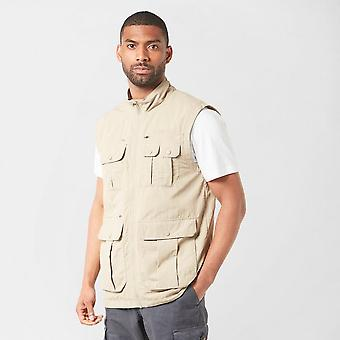 Nieuwe Brasher Men's Travel Gilet Brown