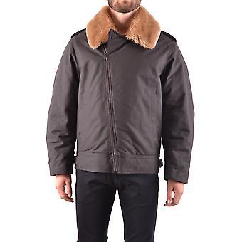 Marc Jacobs Ezbc062054 Uomo's Giacca Brown Cotton Outerwear