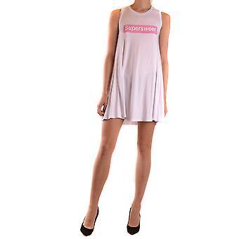 Sweet Matilda Ezbc407002 Women's White Viscose Dress