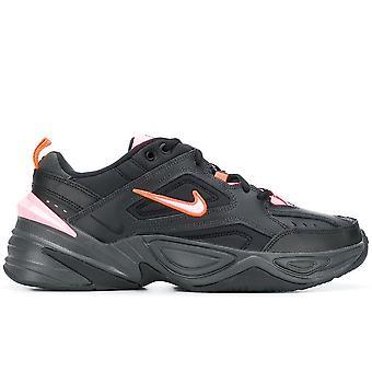 M2K Tekno Black/Sunset Pulse Sneakers