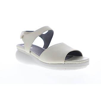 Camper Balloon  Womens Beige Leather Slingback Sandals Shoes