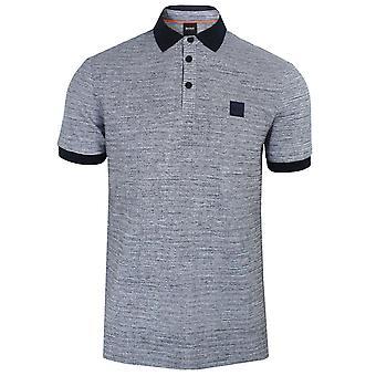 Hugo boss men's navy pself polo shirt