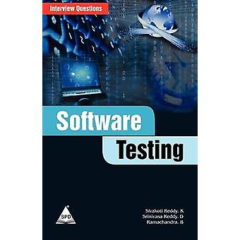 Software Testing Interview Questions by B & Ramachandra