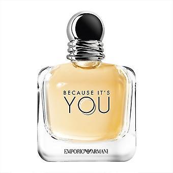 Giorgio Armani Because It's You Eau de Parfum 30ml