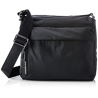 Mandarin duck Hunter Strap - Black Women's Shoulder Bags (Black) 13.5x24x29 cm (B x H T)