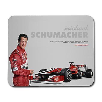 Michael Schumacher Mousepad