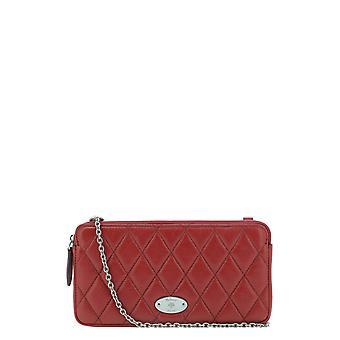 Mulberry Rl6193158l160 Women's Red Leather Shoulder Bag