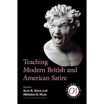 Teaching Modern British and American Satire by Evan Davis - 978160329