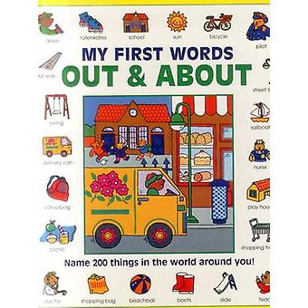 My First Words - Out & About (Giant Size) - Name 200 Things in the Worl