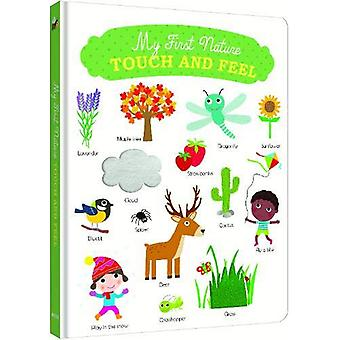 My First Touch-and Feel - Nature by Virginie Graire - 9782733871904 Bo