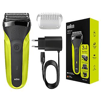 Electric Shaver Braun 300BT Yellow