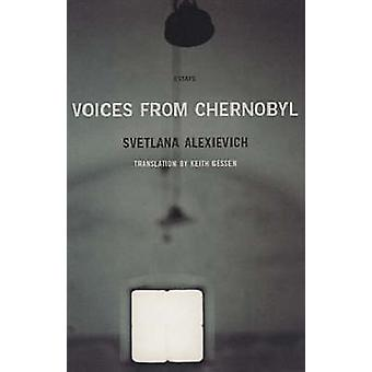 Voices from Chernobyl by Svetlana Alexievich - 9781564784018 Book