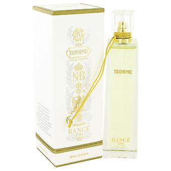 Triomphe Millesime Eau De Parfum  Spray By Rance 3.4 oz Millesime Eau De Parfum  Spray