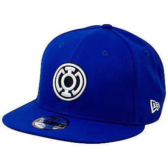 Blue Lantern Color Block New Era 9Fifty Adjustable Hat