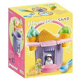 Beach toys set Sand - Ice Cream Shop Playmobil 9406
