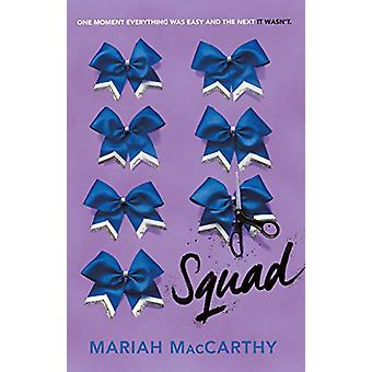 Squad by Mariah MacCarthy - 9781250233844 Book