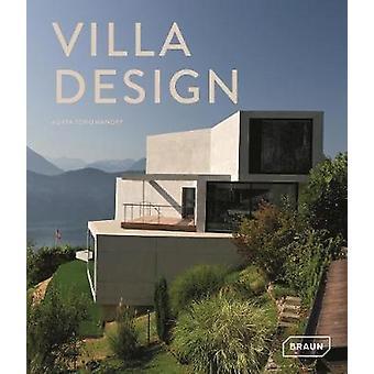 Villa Design by Agata Toromanoff - 9783037682630 Book