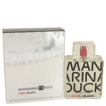Mandarina Ente cool schwarz Eau De Toilette Spray von Mandarina Ente 3,4 Oz Eau De Toilette Spray