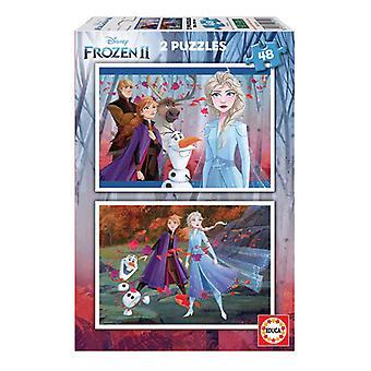 Puzzle Frozen 2 Educa (48 pcs)