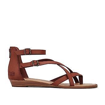 Women's Blowfish Malibu Berrie Sandals in Brown
