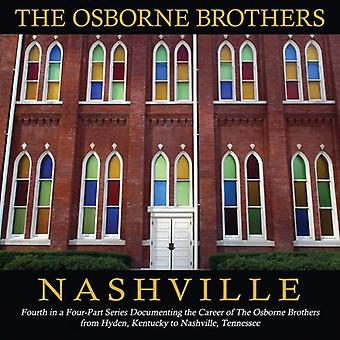 Osborne Brothers - Nashville [CD] USA import