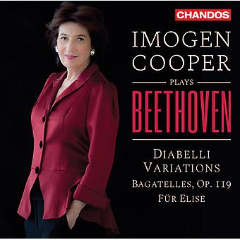 Imogen Cooper Plays Beethoven [CD] USA import