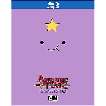 Adventure Time: The Complete Sixth Season [Blu-ray] USA import