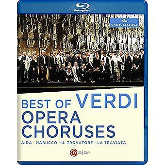 Best of Verdi Opera Choruses [BLU-RAY] USA import