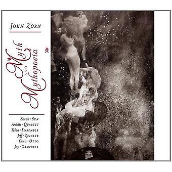 John Zorn - importación de Estados Unidos Im Weisheitsschacht Nie [CD]