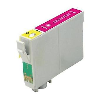RudyTwos Replacement for Epson Duck Ink Cartridge Magenta Compatible with Stylus Photo R240, R245, RX400, RX420, RX425, RX430, RX450, RX520
