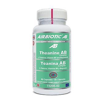 Complexe de Théanine AB 60 capsules