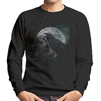 Simya Kuzgun Curse Men's Sweatshirt