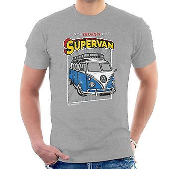 Volkswagen supervan camper mannen ' s T-shirt