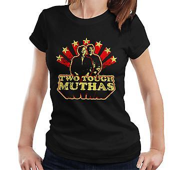 Karate Kid Two Tough Muthas Mr Miyagi Women's T-Shirt