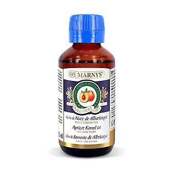 Apricot Nut Oil 125 ml of oil