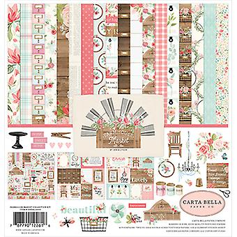 Carta Bella Farmhouse Marked 12x12 Tommer Collection Kit