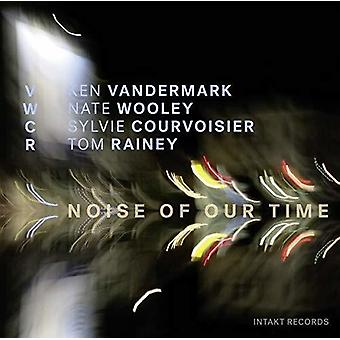Courvoisier, Sylvie / Vandermark, Ken / Wooley, Nate - Noise of Our Time [CD] USA import
