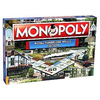Royal Tunbridge Wells Monopoly Board Game