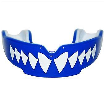 Safejawz shark gum shield - blue