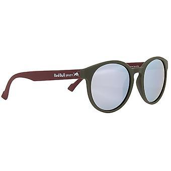 Sunglasses Unisex pantogreen/red/silver