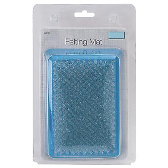 Large 11x15cm Felting Mat Tool for Needle Felting Crafts