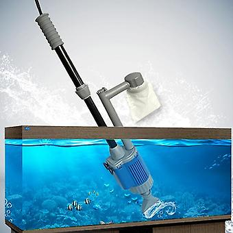 Electric Aquarium Fish Tank Water Change Pump, Aquarium Cleaning Water Changing