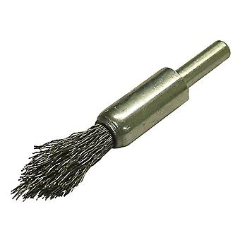 Faithfull Wire End Brush 12mm Pointed End FAIWBSI12P